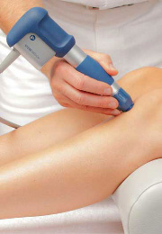 Shockwave Therapy Treatments at Maxfit with Stephanie McCann Physio Therapist in Port Moody BC